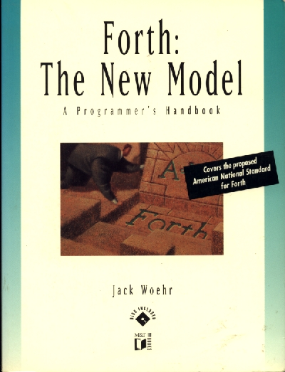 Forth: The New model ISBN-1558512772