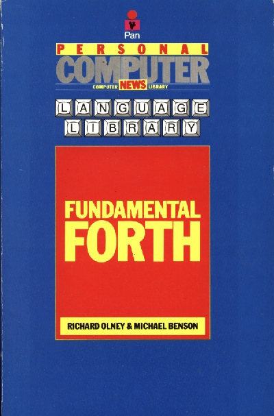 Fundamental FORTH ISBN-0330289608