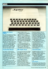 Personal Computing Today November 1983 page 8