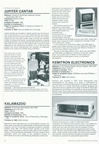 Practical Computing Special Supplement October 1983 page 32