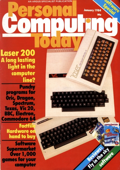 Computing Today cover